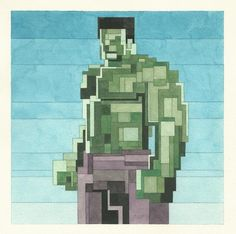 8-Bits Turn Into Masterpieces with This Awesome Gallery | Nerdist