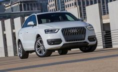 2015 Audi Q3: Three's Company - Photo Gallery of Official Photos and Info from Car and Driver - Car Images