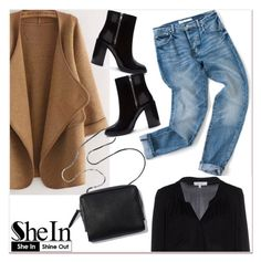"""""""Shein contest"""" by lejla-7 ❤ liked on Polyvore featuring Milly, 3.1 Phillip Lim and Forever 21"""