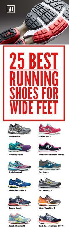 8ed7e9e60b8 Got Wide feet  No problem. We have crafted the ultimate list so you can.  Running Shoes For WomenWide ...