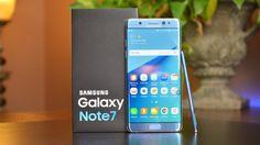 Já Se Sabe o Que Causou As Explosões no Galaxy Note 7