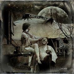 The Clown - Jean Hutter - Digital Views