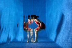 Underwater Mirrors Reflections