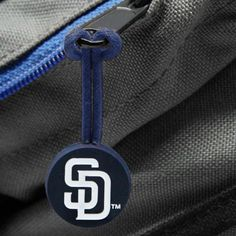 San Diego Padres Zipper Pull 2-Pack - $6.99