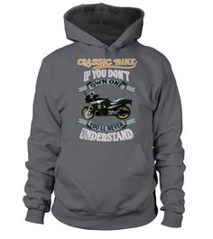 CLASSIC BIKE N088 (Hoodie Unisex - Charcoal) specialized mountain bikes, photography mountain, riding bike workout #mountainbike #MountainBikeFestival #mountainbikeaz, back to school, aesthetic wallpaper, y2k fashion