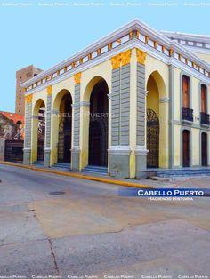 teatro municpal de Puerto Cabello Venezuela