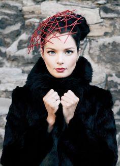 About — Martha Lynn Millinery | Irish Hat Designer and Milliner ...