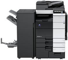 The bizhub 758 offers a good mix of features, technologies and investment – and with that the competitive edge to drive a successful printing business Address Books, Letter Folding, Multifunction Printer, Copy Print, Paper Tray, Konica Minolta, Windows Server, Energy Consumption, Multi Touch