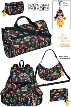 745578beb8c After 5 LeSportsac seasons of our Mary Blair-inspired journey around the  globe complete, it s time to go to our final Disney It s a Small World  destination.