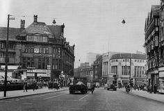 London Road 1958