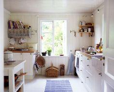 WindMill deco: Cocinas Vintage!!