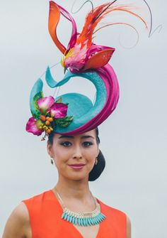 Louise Macdonald Milliner. #passion4hats