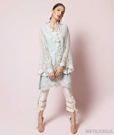 Rema & Shehrbano launches 'Chambeli' an Eid and Iftaar Wear Collection 2018 Pakistani Casual Wear, Pakistani Dresses, Shalwar Kameez Pakistani, Pakistani Bridal Couture, Indian Fashion, Womens Fashion, Indian Outfits, Product Launch, Feminine