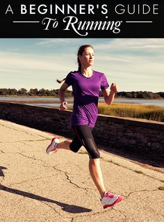 Looking to start running? Check out this beginner's guide!
