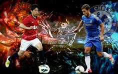 Manchester United Vs. Chelsea 2012-2013 HD Best Wallpapers