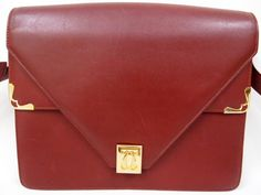 Vintage 1985 Cartier Bag