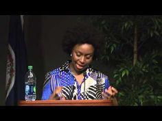 Chimamanda Ngozi Adichie 2015 Girls Write Now Awards Speech - YouTube