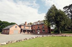 The Orchard House in the Wye Valley
