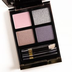 Tom Ford Lilac Dream Eyeshadow Quad Review, Photos, Swatches