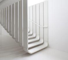 LOVE! Floating Staircase - Design - Zaha Hadid Architects