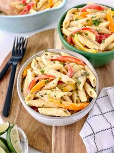 Rasta Pasta - This plant based pasta recipe is delicious with just the right kick to it. Omit spicy spices to make it family friendly too! Easy Family Dinners, Family Meals, Jamaican Seasoning, Spicy Spice, Pasta Recipes For Kids, Penne Pasta, Easy Weeknight Meals, How To Cook Pasta, Kids Meals