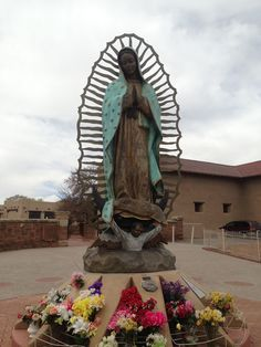 Our Lady of Guadeloupe, Santa Fe