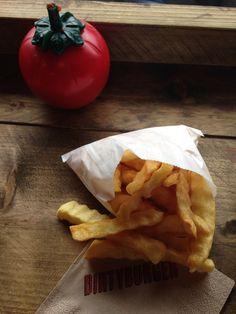 Dirty Burger - crinkle fries