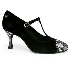 Dance Naturals Ballroom Dance Shoes Art. 732  Dancesport Fashion @ DanceShopper.com