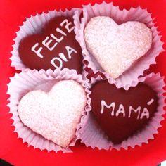 Para mamá Sugar, Cookies, Desserts, Food, One Day, Biscuits, Meal, Deserts, Essen