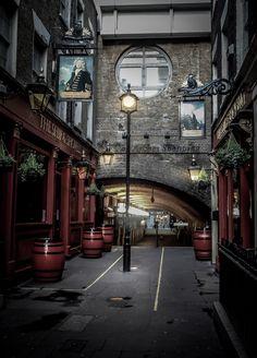 "mbphotograph: "" London alleyways. Follow me for more original travel photography- mbphotograph """