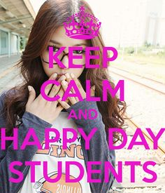 Study Tips For Students, Students Day, College Students, Take Care Of Yourself, Have Fun, November, Let It Be, Happy, Culture