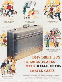 Halliburton Zero travel case.