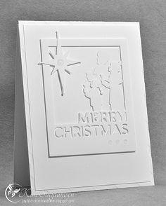 Joyful Creations with Kim: Merry Monday Christmas Challenge: Frame It