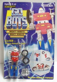 Go! Bots - Google Search