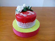 Tartas Personalizadas de Camelia                 : Tarta Cumpleaños Ellie y Sofie