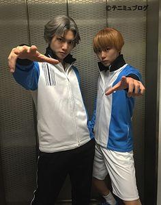 テニミュブログ 3rd The Prince Of Tennis, My Prince, Tennis Live, Manga, Live Action, Musicals, Rain Jacket, Windbreaker, Cosplay