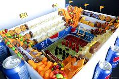 13 delicious snack stadiums!