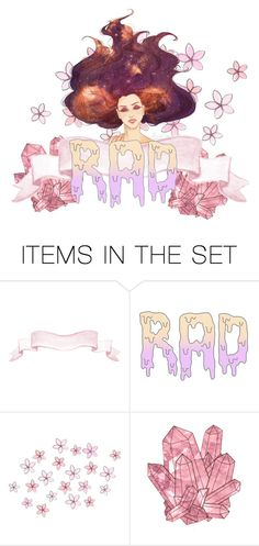 """the only word to describe her"" by rebelgeneration ❤ liked on Polyvore featuring art"