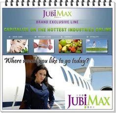 Afiliate al movimiento de jubimax y gana todos los 7 dias de la semana.