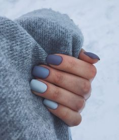 The 45 pretty nail art designs that perfect for spring looks 27 30 Dream Nails, Love Nails, My Nails, Shellac Nails Fall, Stylish Nails, Trendy Nails, Nagel Blog, Minimalist Nails, Best Acrylic Nails