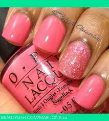 Opi Pink Glitter Nail Polish Best Of Polish Obsession Opi Elephantastic Pink Get Nails, Love Nails, How To Do Nails, Hair And Nails, Opi Nail Polish, Nail Polish Colors, Pink Polish, Gorgeous Nails, Pretty Nails