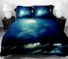 Moon comforter set