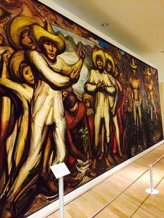 Campesinos - The Soumaya Museum - Mexico City