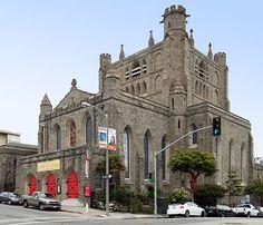 Trinity Episcopal Church 1668 Bush Street At Gough