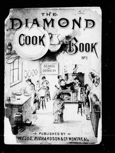 The diamond cook book no. 1 [microform]