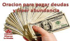 Oración para hacer producir el dinero y nos rinda en el Bosillo (Milagrosa oración para cuando sentimos que el dinero se nos Escapa)