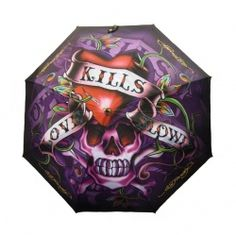 Skull decor is very stylish and skull umbrellas are a hot fashion item. Whether you are looking to keep dry or protect yourself against the sun,...