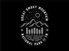 Traverse | Great Smoky Badge