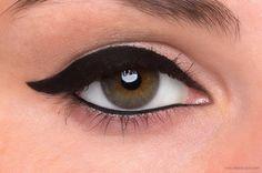 Eyeliner Tips For Small Eyes