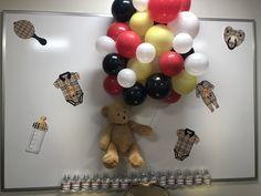 Baby Shower for a Man Coworker Shower Ideas, Burberry, Baby Shower, Birthday, Babyshower, Birthdays, Baby Showers, Dirt Bike Birthday, Birth Day